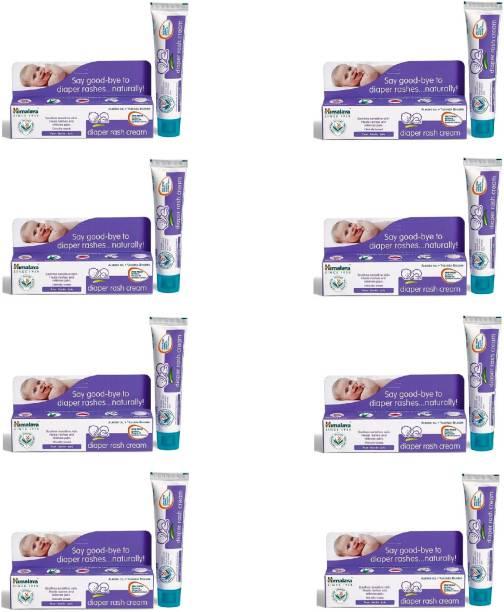 HIMALAYA Baby Diaper Rash Cream 20 gm (Pack of 8) #8