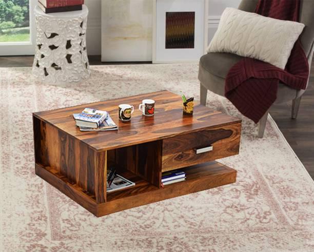 TimberTaste AKIRA Coffee table Solid Wood Coffee Table