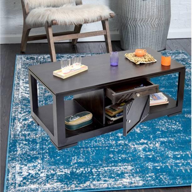 TimberTaste Sheesham Wood Solid Wood Coffee Table