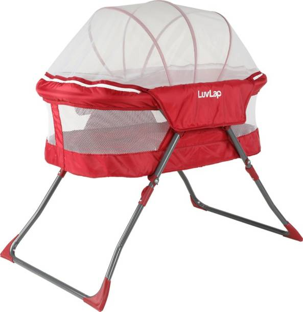 LuvLap Baby Bed - Bassinet