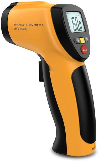 MCP Industry Thermometer Non Contact Laser Infrared Thermometer