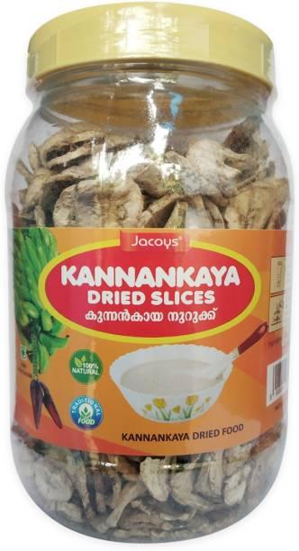 jacoys organic malt Banana Powder Kannankaya Dried Slices Ragi for babies porridge baby food kids Cereal