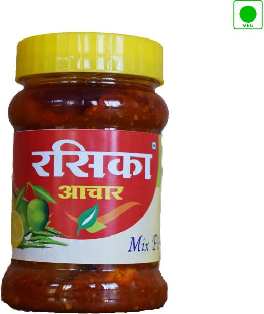 Rasika Mix pickle Mixed Vegetable Pickle