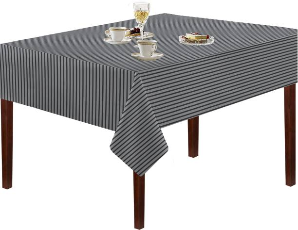Oasis Striped 8 Seater Table Cover