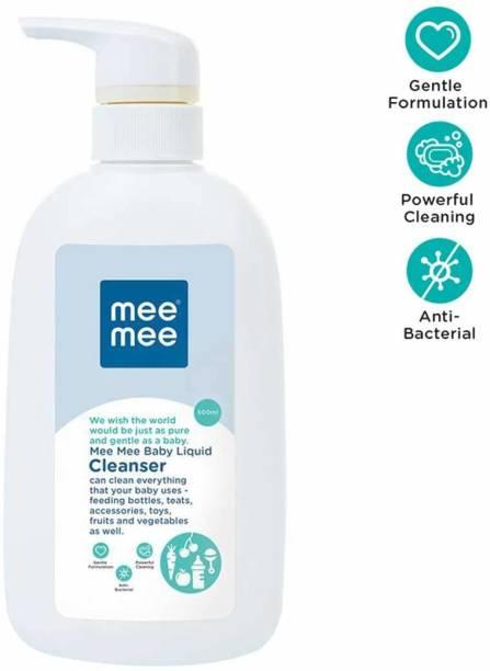 MeeMee Anti-Bacterial Baby Liquid Cleanser 500 Ml