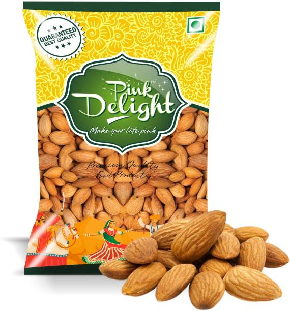 Pink Delight ALMONDS 500GM Almonds