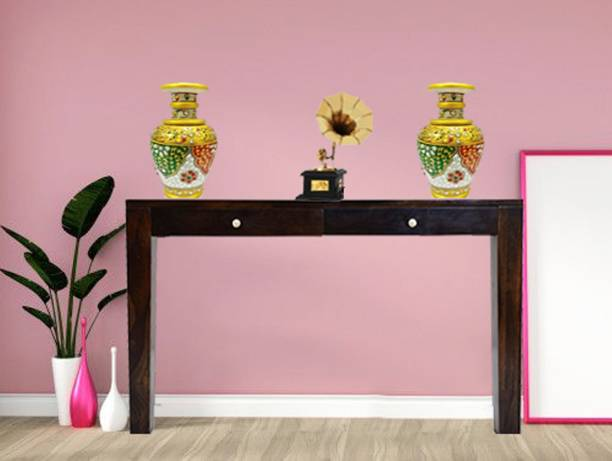 TimberTaste Sheesham Wood Solid Wood Console Table