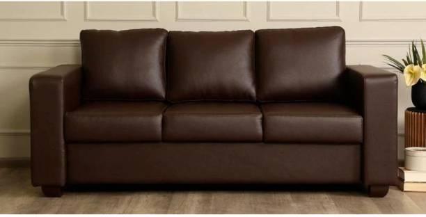 WESTIDO Orlando Leatherette 3 Seater  Sofa
