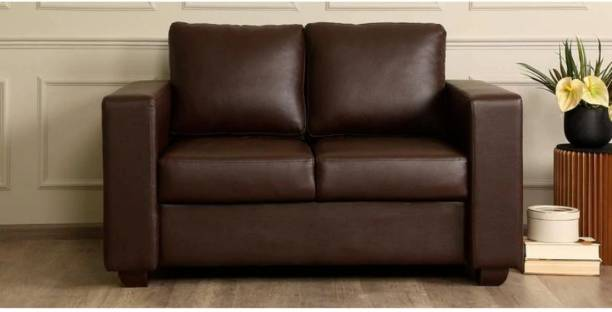 WESTIDO Savannah Leatherette 2 Seater  Sofa
