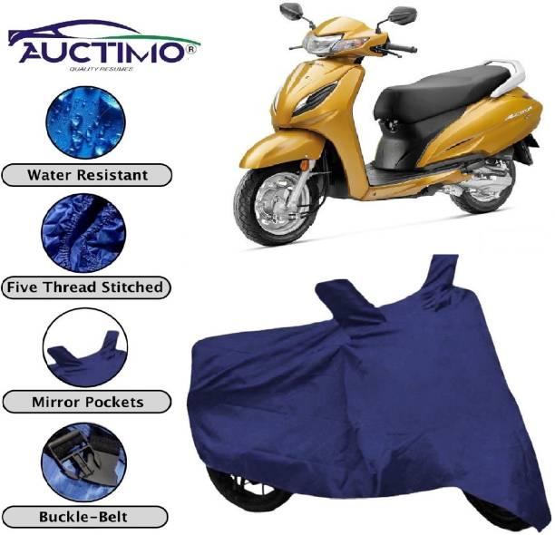 AUCTIMO Two Wheeler Cover for Honda