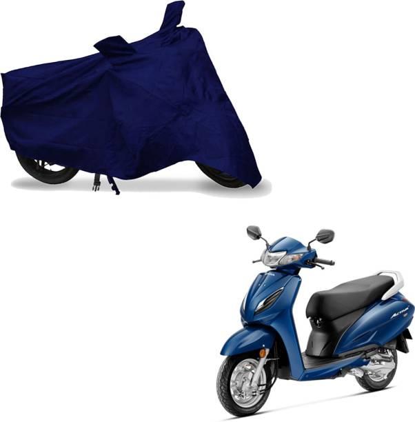 UrbanLifestylers Two Wheeler Cover for Honda