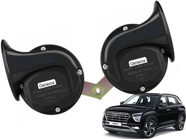 Generox Horn For Hyundai Creta