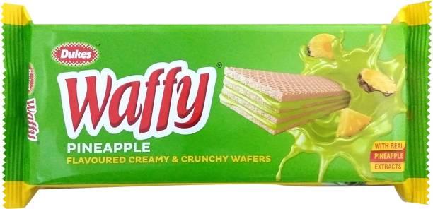 Dukes Waffy Pineapple Wafers