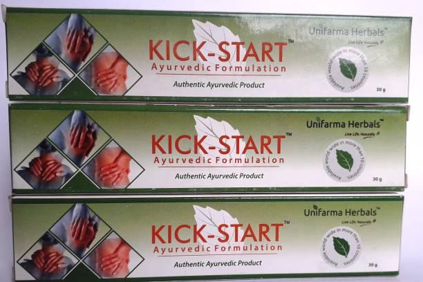 Unifarma Kick Start Ayurvedic Pain Relief Ointment Cream