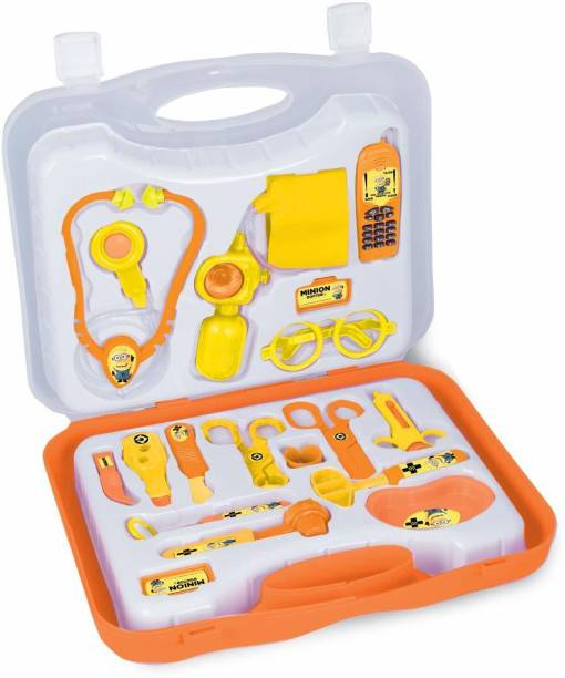 Minion Doctor Play Set Toy