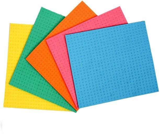 Flipkart SmartBuy 5 Pcs Kitchen & Household Cleaning Sponge Wipe