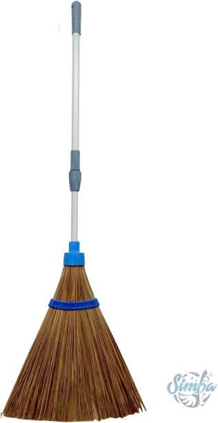 simba lifestyle garden broom Coconut Fiber Wet and Dry Broom