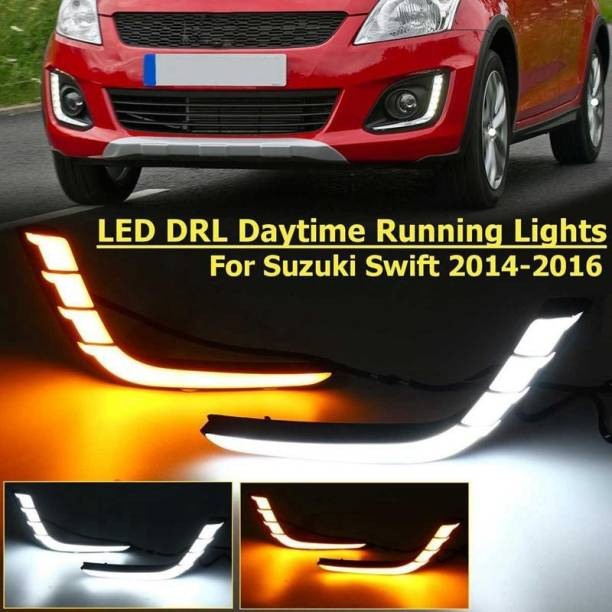 IMMUTABLE LED Daytime Running Light DRL for 2014-2017 D23 Car Reflector Light