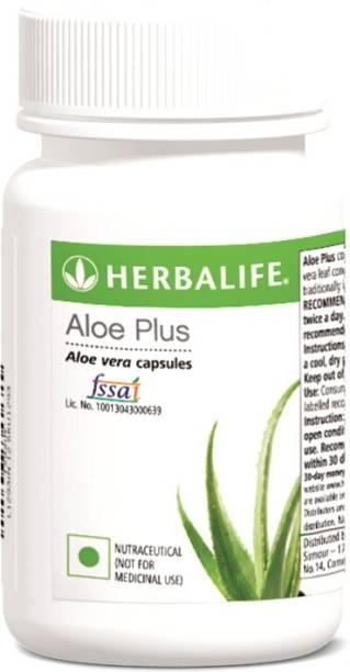 Herbalife Nutrition Aloe Plus 60 Capsules Aleo Vera Capsules