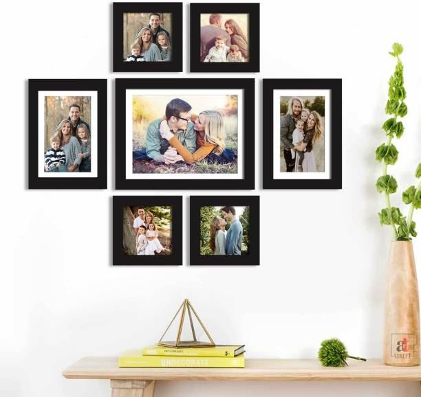 Art Street Wood Photo Frame