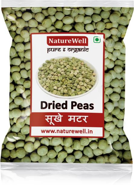 Naturewell Green Dried Peas (Whole)