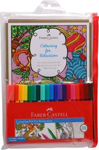 FABER-CASTELL Kits Connector Sketch Pens Nib Sketch Pen