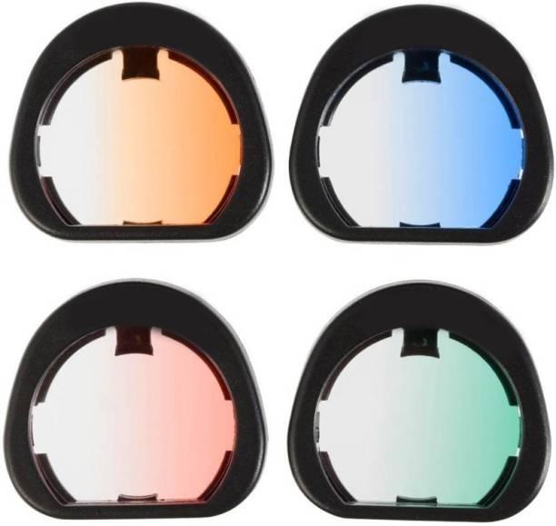Stela Instax Mini 90 Set of 4 Gradient Color Close Up  Lens
