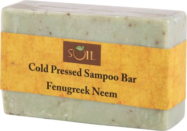 sOil Neem 100% Organic Soaps/Hand Made Soaps,01 Piece-125 Grams Cold Pressed Soap with Zero Chemicals- anti-bacterial property cures the Acne or Pimples also rich in Vitamin-E Ayurvedic/Herbal Soap