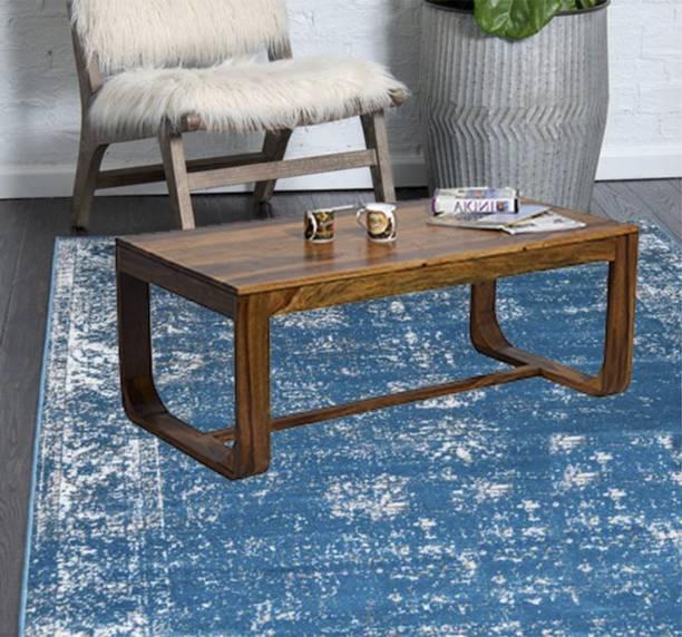 TimberTaste ALINA coffee table Solid Wood Coffee Table