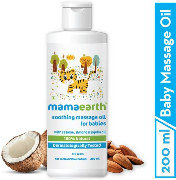 Baby Massage Oils Buy Best Baby Oil For Skin Online In India At