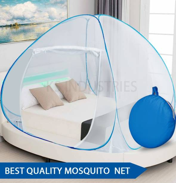 CASA FURNISHING Polyester Adults MN-K-SB Mosquito Net