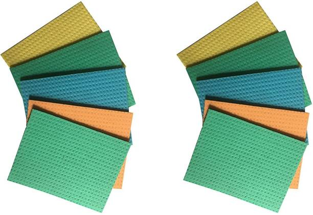 Flipkart SmartBuy Multi-Use Kitchen Cleaning Sponge Wipe
