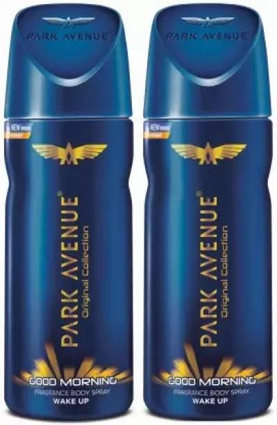 PARK AVENUE GOOD MORNING DEO Body Spray  -  For Men