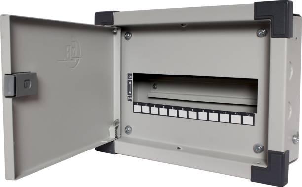 GBCAB 12 WAY SPN DOUBLE DOOR MCB DISTRIBUTION BOARD Distribution Board