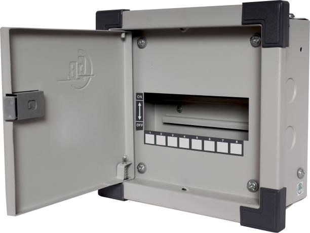 GBCAB 8 WAY SPN DOOR MCB Distribution Board