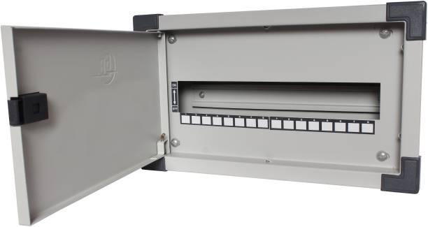 GBCAB 16 WAY SPN DOUBLE DOOR MCB Distribution Board