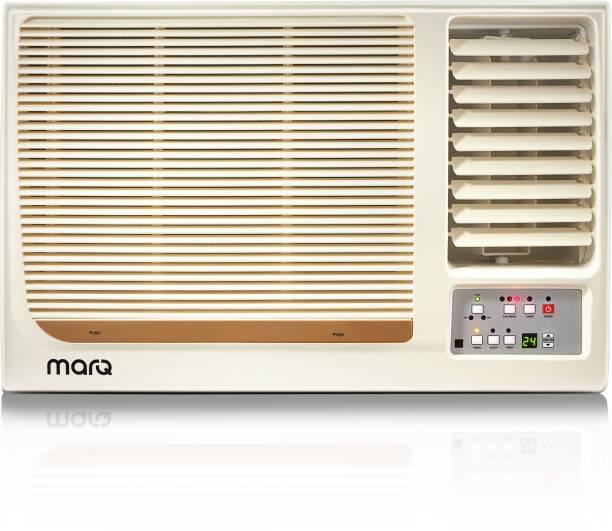 MarQ By Flipkart 1.5 Ton 3 Star Window AC  - White