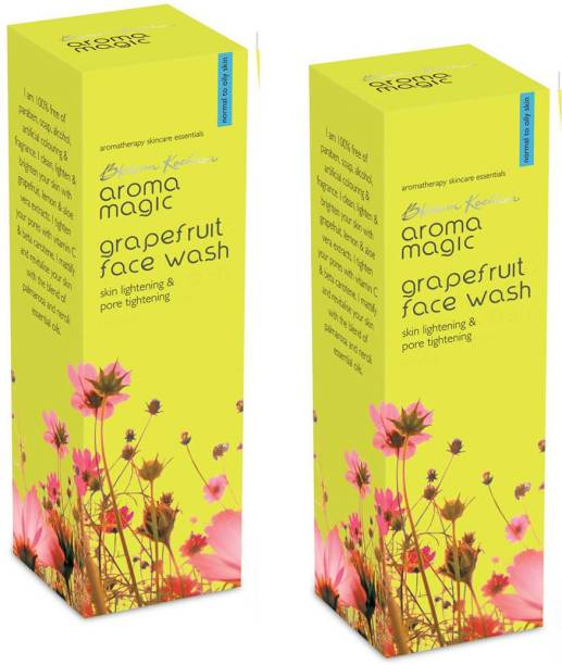 Aroma Magic Grapefruit  (Pack of 2) Face Wash