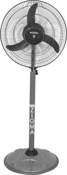 zigma 1625 ISI 400 mm 3 Blade Pedestal Fan