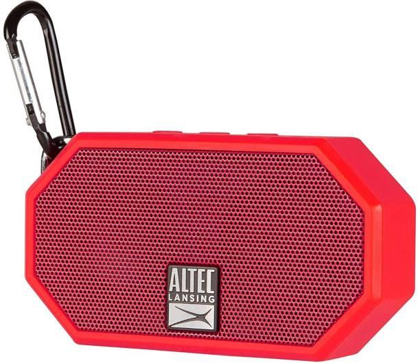 ALTEC LANSING Imw258-Dr Mini H20 2 Wireless Speaker - Bluetooth, Red 50 W Bluetooth Home Theatre