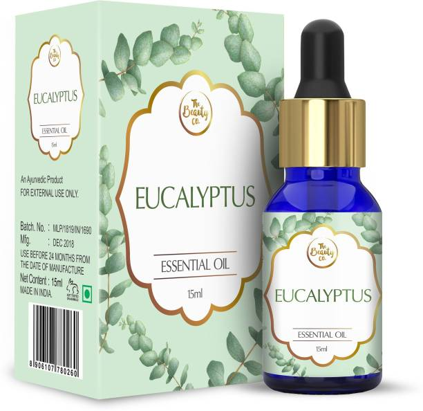 The Beauty Co. Eucalyptus Essential Oil