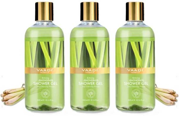 VAADI HERBALS Refreshing Lemongrass Shower Gel