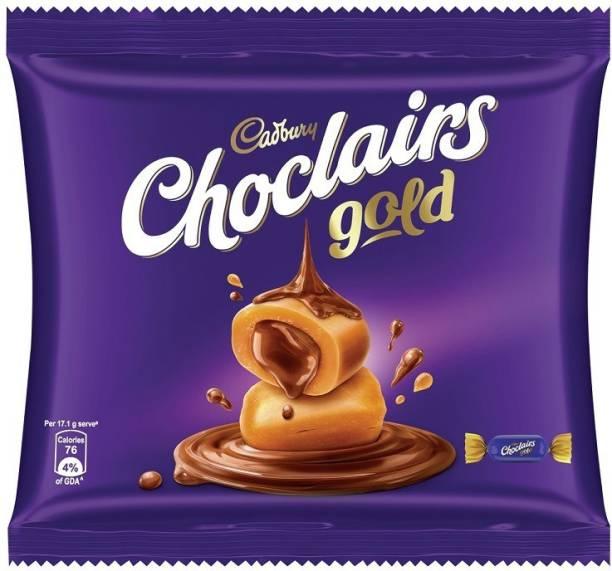 Cadbury Choclairs Gold (25 Candies) Candy