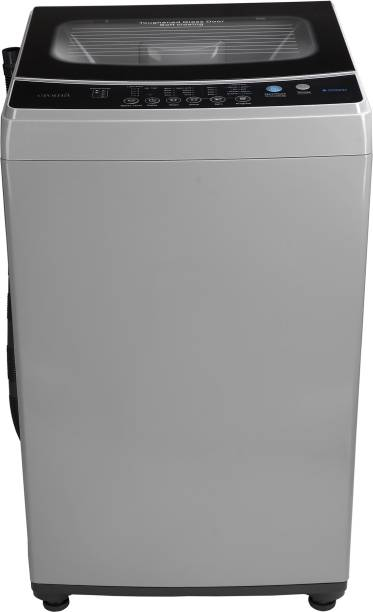 Croma 7 kg Fully Automatic Top Load Grey