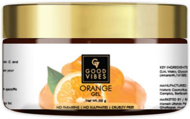 GOOD VIBES Gel - Orange