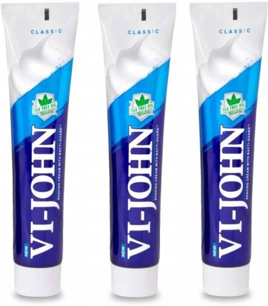VI-JOHN Shaving Cream