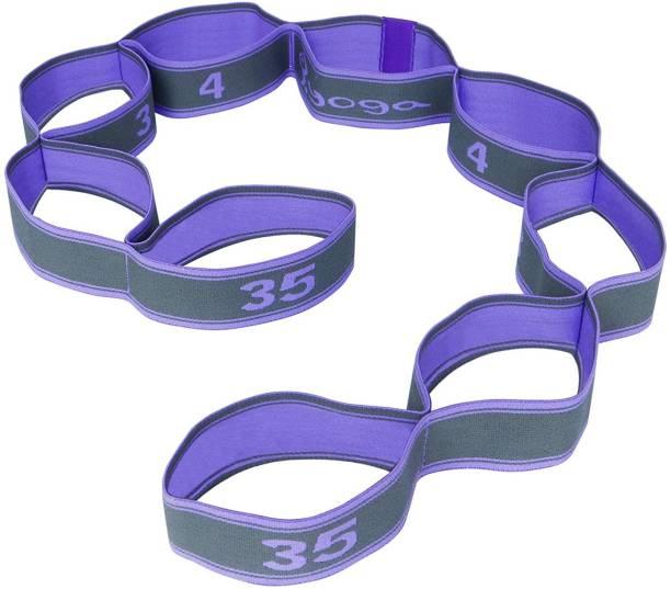 FITSY YOGA-STRCH-BLT-PR-AR3031 Nylon Yoga Strap