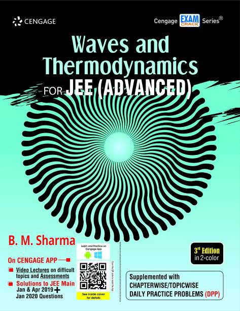 Waves and Thermodynamics for Jee (Advanced) - For JEE (Advanced) 3 Edition