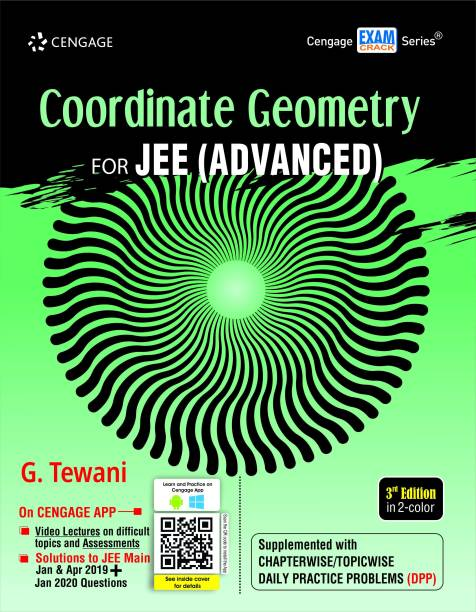 Coordinate Geometry - For JEE (Advanced) 3 Edition