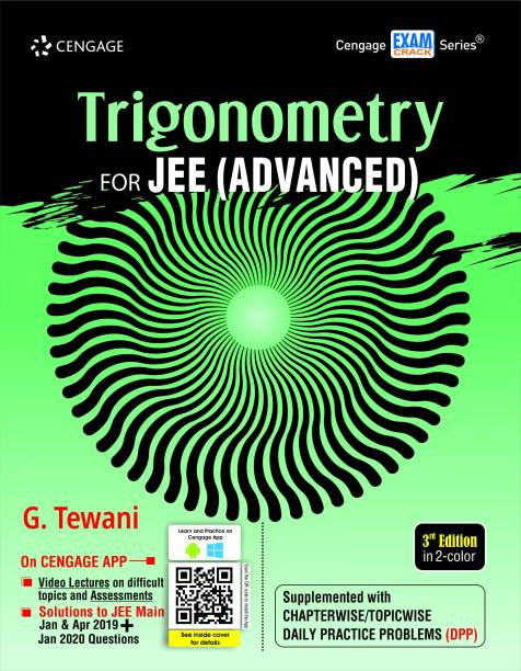 Trigonometry for JEE (Advanced) - For JEE (Advanced) 3 Edition